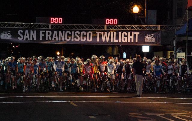 2008 San Francisco Twilight Criterium