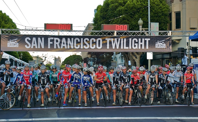 2008 San Francisco Twilight Criterium