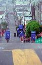 USPS mailboxes running up Filmore - 9:58 PDT