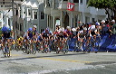 The remnants of the peloton - 12:49 PDT