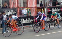 Second group led by Michelle Beltran (Paramount Racing), Brooke Ourada (Victory Brewing) and Karen Brems (Webcor) - 9:16 AM