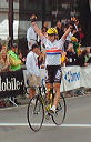 Nicole Cooke (Safi Pasta Zara Manhattan) wins the 2004 T-Mobile International - 9:28 AM