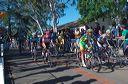 Start of Stage 5 in San Luis Obisbo