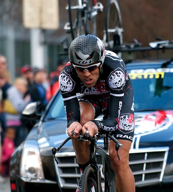 Glen Chadwick (Rock Racing)
