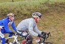 Francisco Mancebo (Rock Racing) and Bauke Mollema (Rabobank)