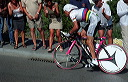 1999 World Time Trial Champion, Jan Ullrich (Deutsche Telekom) finished 6th in the stage and retained 4th overall.
