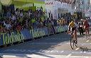 Andrei Zintchenko (LA-Pecol) and Victor Hugo Peña (Vitalicio Seguros) finish 6th and 7th on the day.